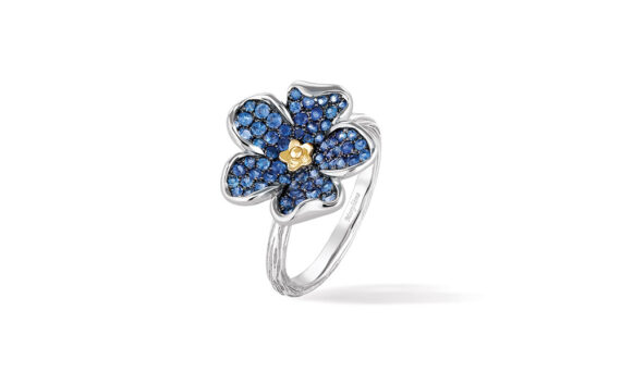 Morphée Joaillerie Parie Forget-Me-Not ring