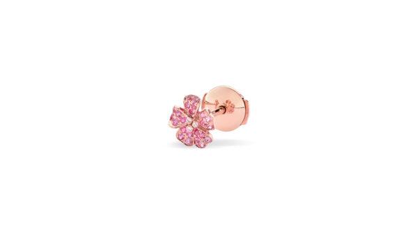 Morphée Joaillerie Paris Puce Fleurs de Cerisier Small saphirs roses