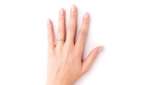 Morphée Joaillerie Paris Golden Wood ring