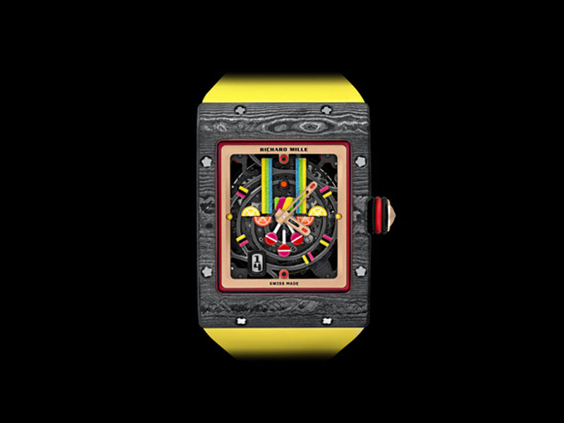 Richard Mille - RM 16-01 Automatique Fraise