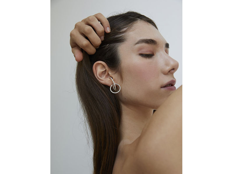 Ana Khouri - Boucle d'oreille Brigid