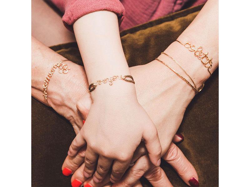 Atelier Paulin - Bracelets personnalisés