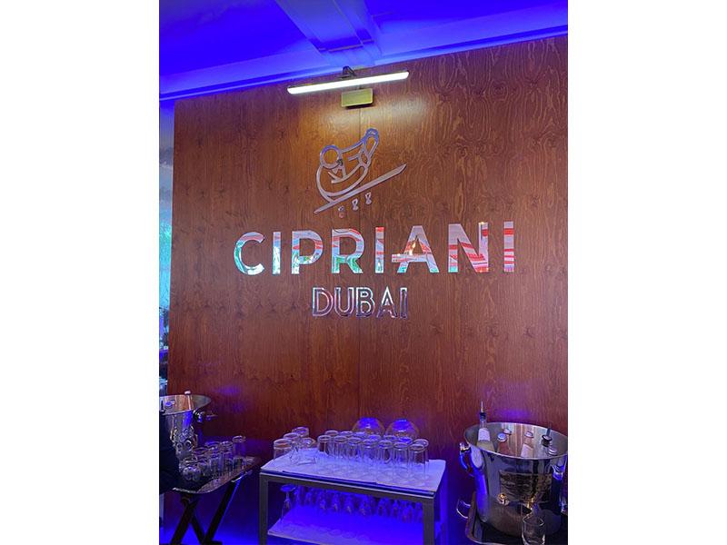 Dubai Watch Week - Cipriani