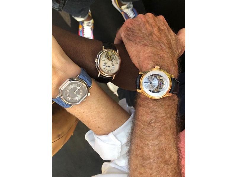 Dubai Watch Week - Daniel Roth Watches