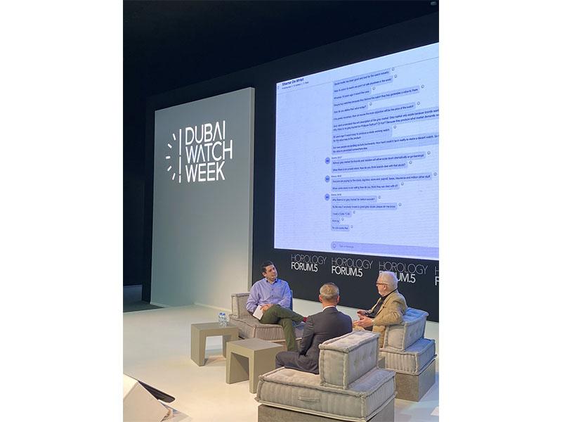 Dubai Watch Week - Horlogical Forum debate
