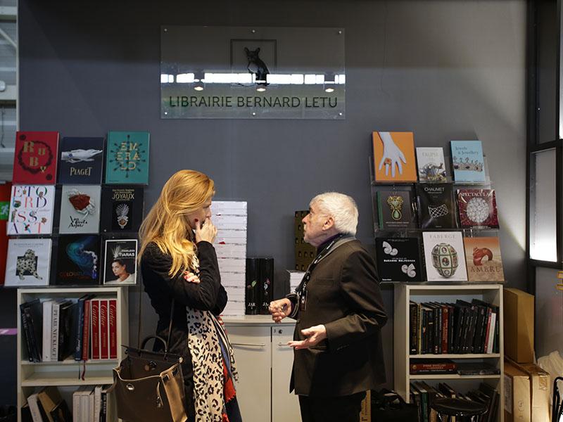 Librairie Bernard Letu Eleonor Picciotto & Bernard Letu