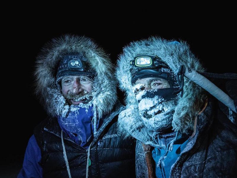 Expédition au pôle nord 2019 de Mike et Borge-8