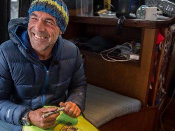 Interview avec Mike Horn, l'explorateur de l'impossible, survivant, coach et papa avant tout.
