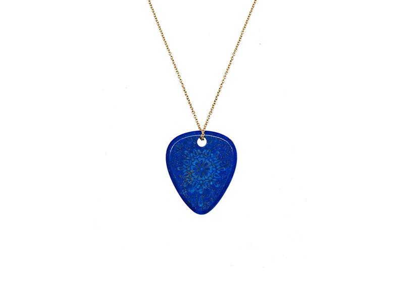 Jenny Dee Jewelry Lapis Lazuli Gratitude Mandala