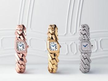 L'objet du désir : la montre maillon de Cartier