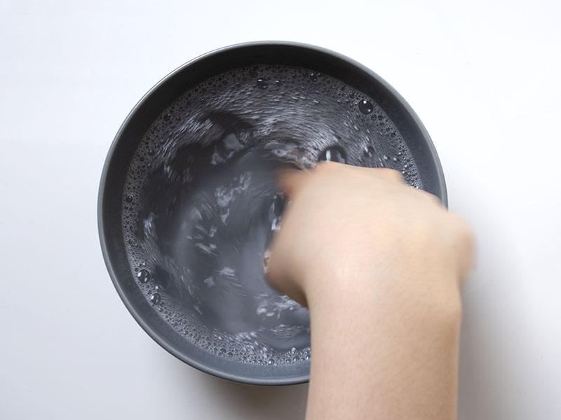 Nettoyez vos bijoux - Etape 2