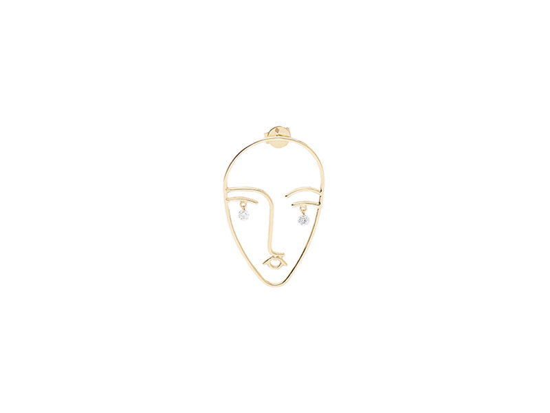 Persee Paris - Mama earrings