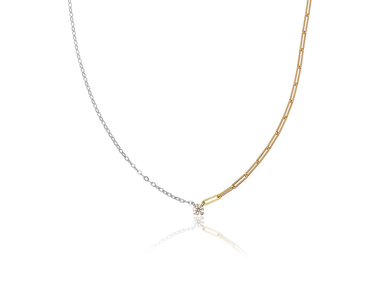 Yvonne Leon - Solitaire Necklace