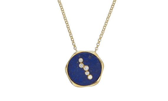 La Rose des Alizés round necklace-1