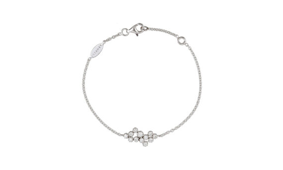 Magic Topkapi 12 Diamonds Bracelet white gold-2