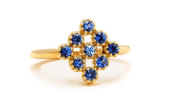 Maison Artaner Magic Topkapi Sapphire Ring-1