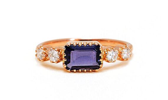 Antoinette iolite ring-1