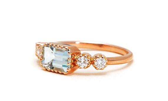 Antoinette topaz ring-2