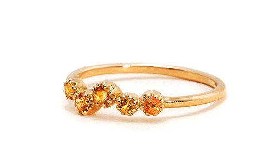 Magic Topkapi yellow sapphire ring-2