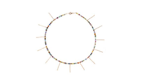 Rivka Nahmias Illusion Precious Necklace -1