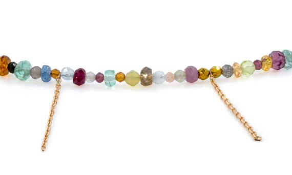 Rivka Nahmias Illusion Precious Necklace -3