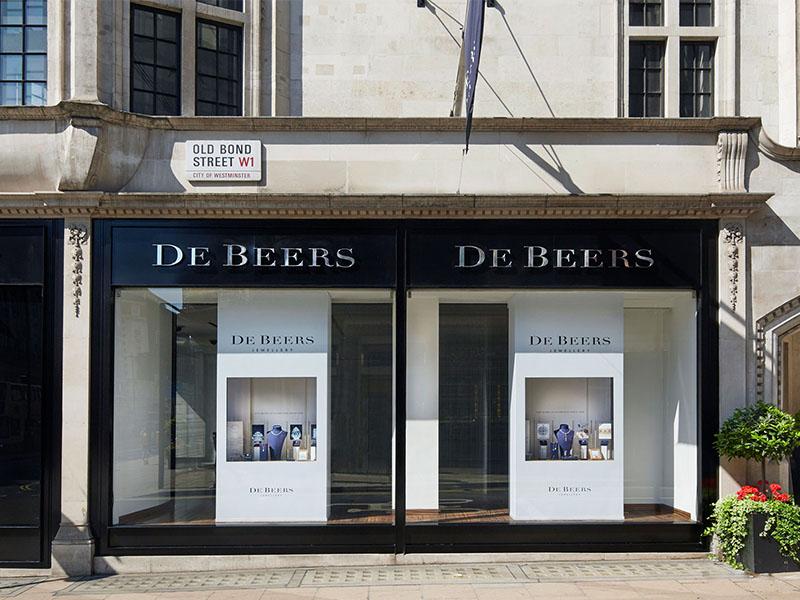 De Beers - London Old Bond Street