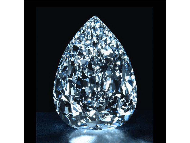 De Beers - The Millennium Star