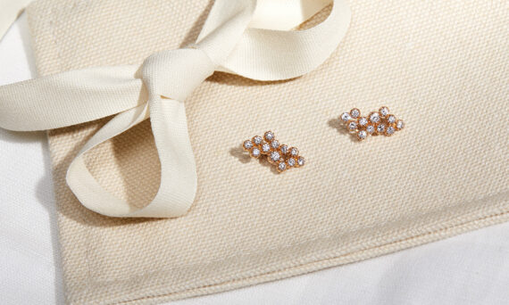 Magic Topkapi 24 earrings or rose lifestyle