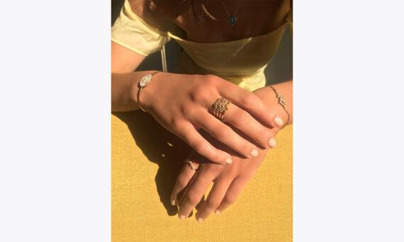 Magic Topkapi yellow sapphire ring-lifestyle-2