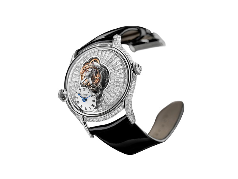 MB&F - Legacy Machine FlyingT Baguette