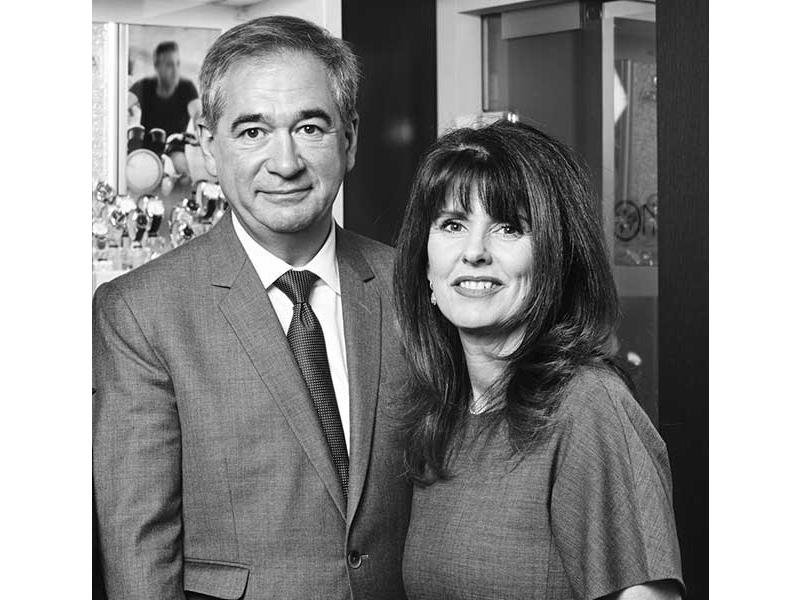 Jean et Catherine Lassaussois