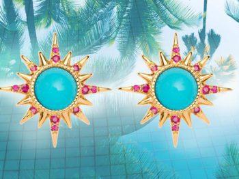 5 bijoux en turquoise à porter cet été