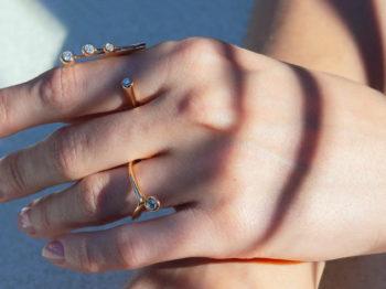 5 bijoux ornés de tourmaline à offrir à une balance