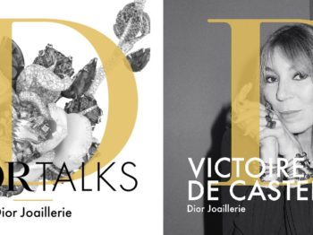 5 reasons to listen  DIOR JOAILLERIE, the new podcast of DIOR TALKS