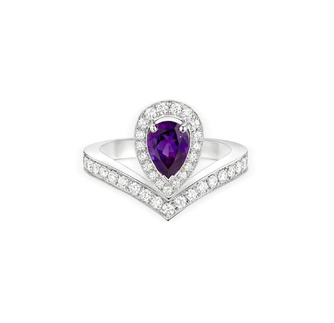 Chaumet - Joséphine Aigrette ring