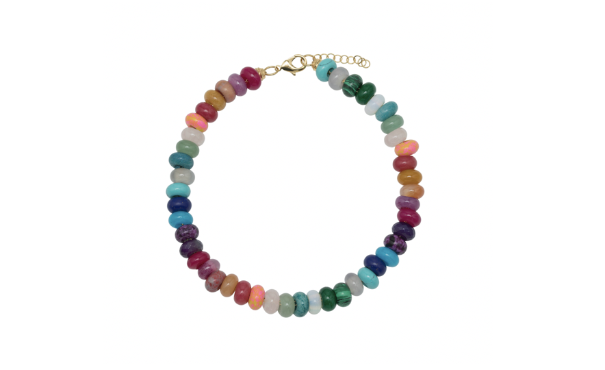 MAXI BEADS SUMMER NECKLACE