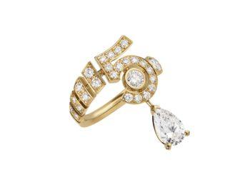 Haute Joaillerie : Avec la Collection n°5, Chanel rend hommage à son parfum mythique
